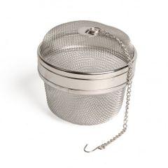 Kräuter-Ei, rostfreier Stahl, Durchmesser  10 cm