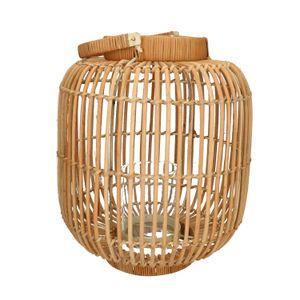 Lanterne, bambou, grand