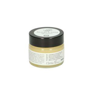 Lippenbalsem, amandel & honing, 15 ml