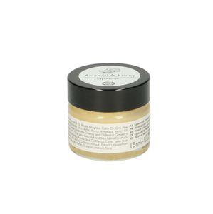 Lippenscrub, amandel & honing, 15 ml