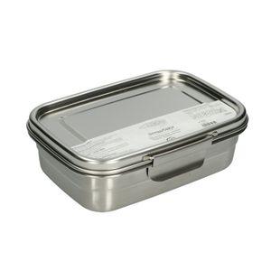 Lunchbox, Edelstahl, 1260 ml