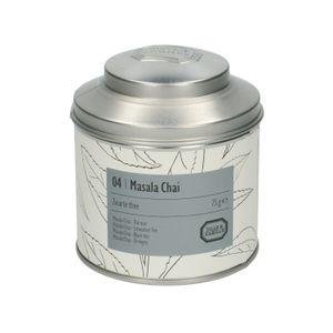 Masala chai, Zwarte thee, blik, 75 gram