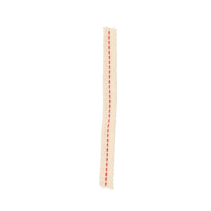 Mèche pour  lampe-tempête, coton, 12 cm