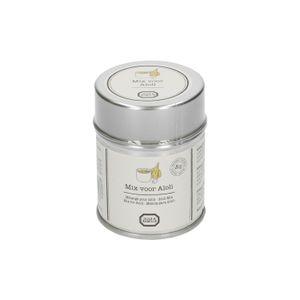 Mélange pour aïoli, biologique, boîte métallique, 50 g