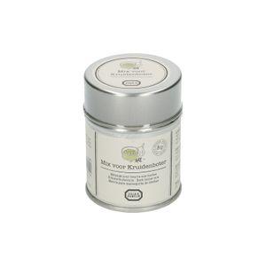 Mélange pour beurre aux herbes, biologique, boîte métallique, 20g