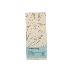 Milky Oolong, Oolong thee, 75 g