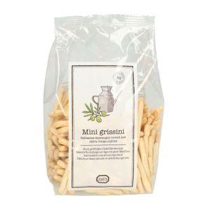 Mini gressins, biologique, 150 g