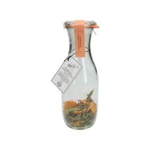 Mix für fruchtiges Tafelwasser Orange Mango & Verbena