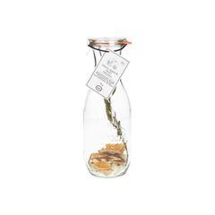 Mix voor fruitig tafelwater, citroen, appel & munt
