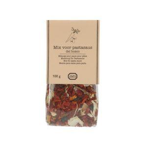 Mix voor pastasaus pennette del bosco, 100 gram