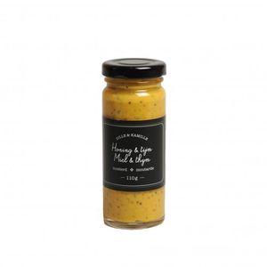 Mosterd, honing en tijm, 110 gram