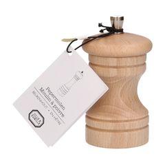 Moulin à poivre, naturel, 10 cm