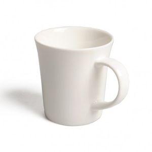 Mug, porcelaine, hauteur 9 cm