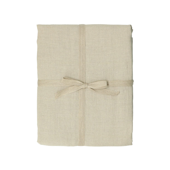 Nappe, lin naturel non blanchi, 137 x 300 cm