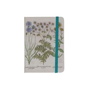 Notitieboek, margrieten, 15 x 10 cm