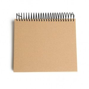 Notitieboekje, gelinieerd papier, 16,5 x 16,5 cm