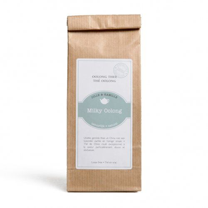 Oolong thee, Milky Oolong, 75 gram