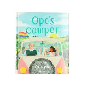 Opa's camper, Harry Woodgate
