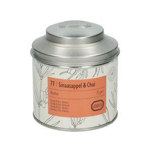 Orange & Chai, Rooibos, boîte, 75 g