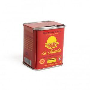 Paprikapulver La Chinata, leicht scharf, geräuchert, 70 Gramm