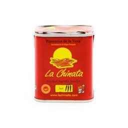 Paprikapulver 'La Chinata', rosenscharf, geräuchert