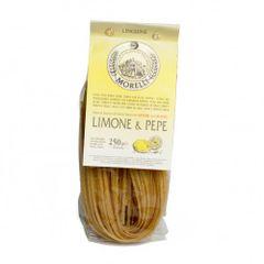 Pasta, linguine met citroen en peper, 250 gram