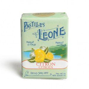 Pastilles au citron, 30 grammes