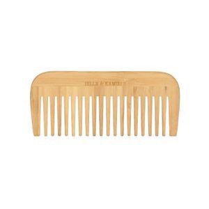 Peigne à dents larges, bambou