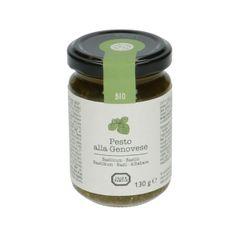 Pesto alla genovese, biologique, 130 g