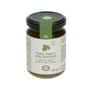 Pesto alla genovese, biologisch, vegan, 130 gram