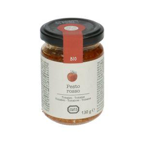 Pesto rosso, biologique, 130 g