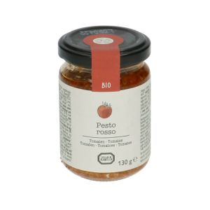 Pesto rosso, biologisch, 130 g