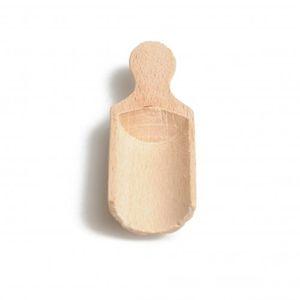 Petite pelle, bois en hêtre 11 cm