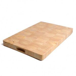 Planche à découper, hévéa, 30 x 45 cm