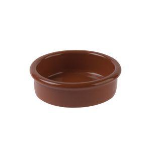 Plat à tapas, terre cuite, Ø 8 cm