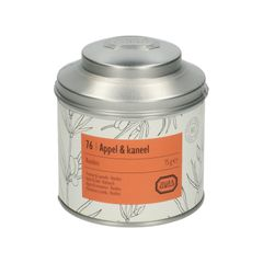 Pomme & cannelle, Rooibos, boîte, 75 g
