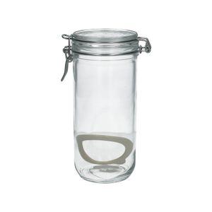 Pot à fermeture mécanique, verre, 1 l