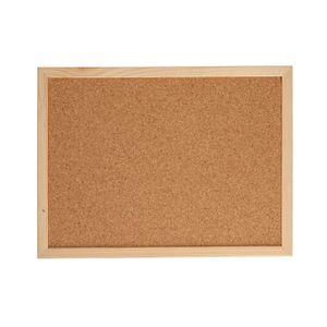 Prikbord, kurk, 30 x 40 cm