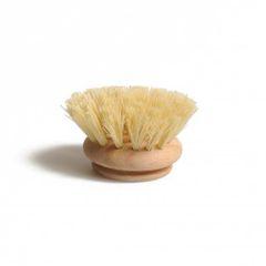 Recharge pour brosse à vaisselle en hêtre et fibres végétales