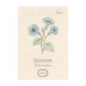 Saatgut, Prunkwinde (Ipomoea), biologisch
