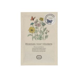 Saatgutmischung, biologisch, für Schmetterlinge