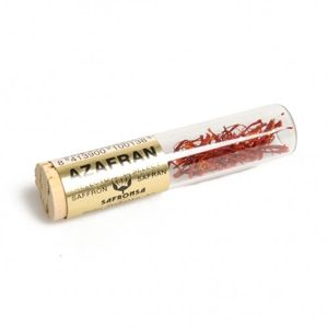 Safran, tubes de 0,15 grammes