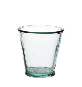 Saftglas, recyceltes Glas, 250 ml