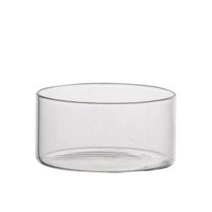 Schaal, hittebestendig glas, 180 ml