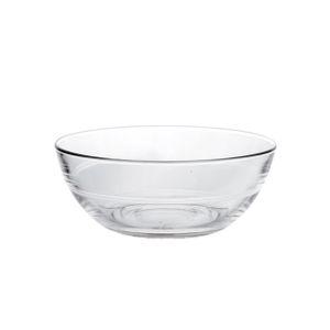 Schaal 'retro', glas, Ø 14 cm