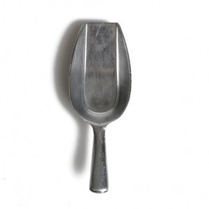 Schepje, aluminium, 12 cm