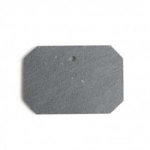Schiefertafel, 8 x 5,5 cm