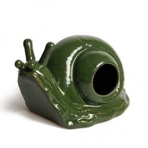 Schneckenfalle, Keramik