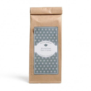 Schwarzer Tee, Wintertee, biologisch, 75 g