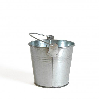 Seau, zinc, 1,8 L
